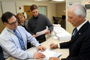 Niagara County Leads by Example on Organ Donor Registry