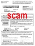 County Clerk Warns Against Pricey Deed Scam