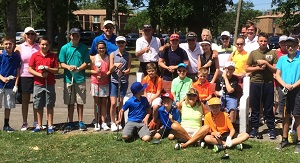 Niagara County Golf Course Kicked off the Summer of Fun 2016, Junior Golf Program