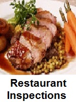 Restaurant Inspection Link