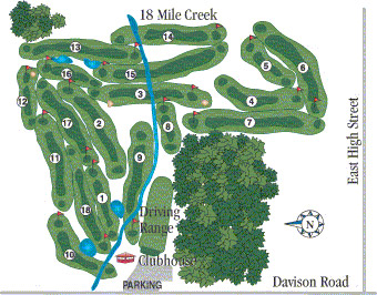 Niagara County Parks & Golf Courses > Golf Course > Course Map on golf packages, modern art map, volleyball map, golf holidays, us road map, civilization world map, golf tours, golf real estate, football soccer map,