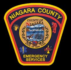 Niagara County Emergency Services Shield