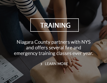 Niagara County Emergency Services Training
