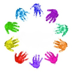 Handprint picture