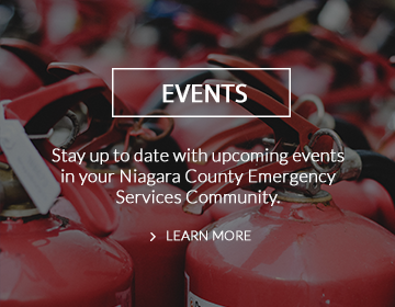 Niagara County Emergency Services Training Events