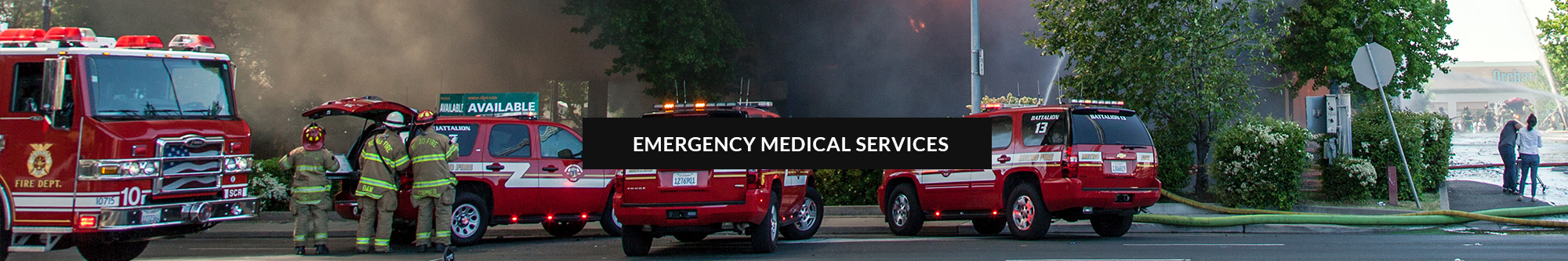 Emergency Medical Services - Niagara County